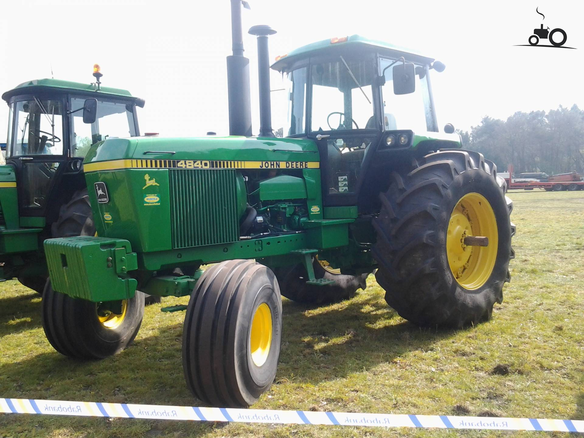 John Deere 4840 : John deere specs and data everything about the