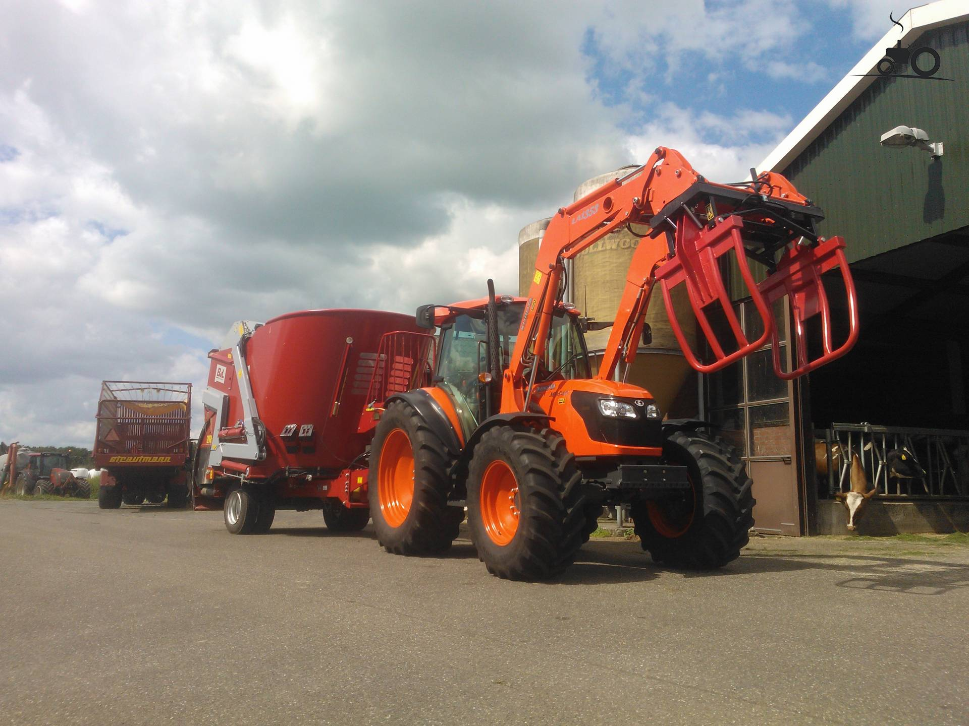 Kubota Lift Cover : Kubota m specs and data everything about the