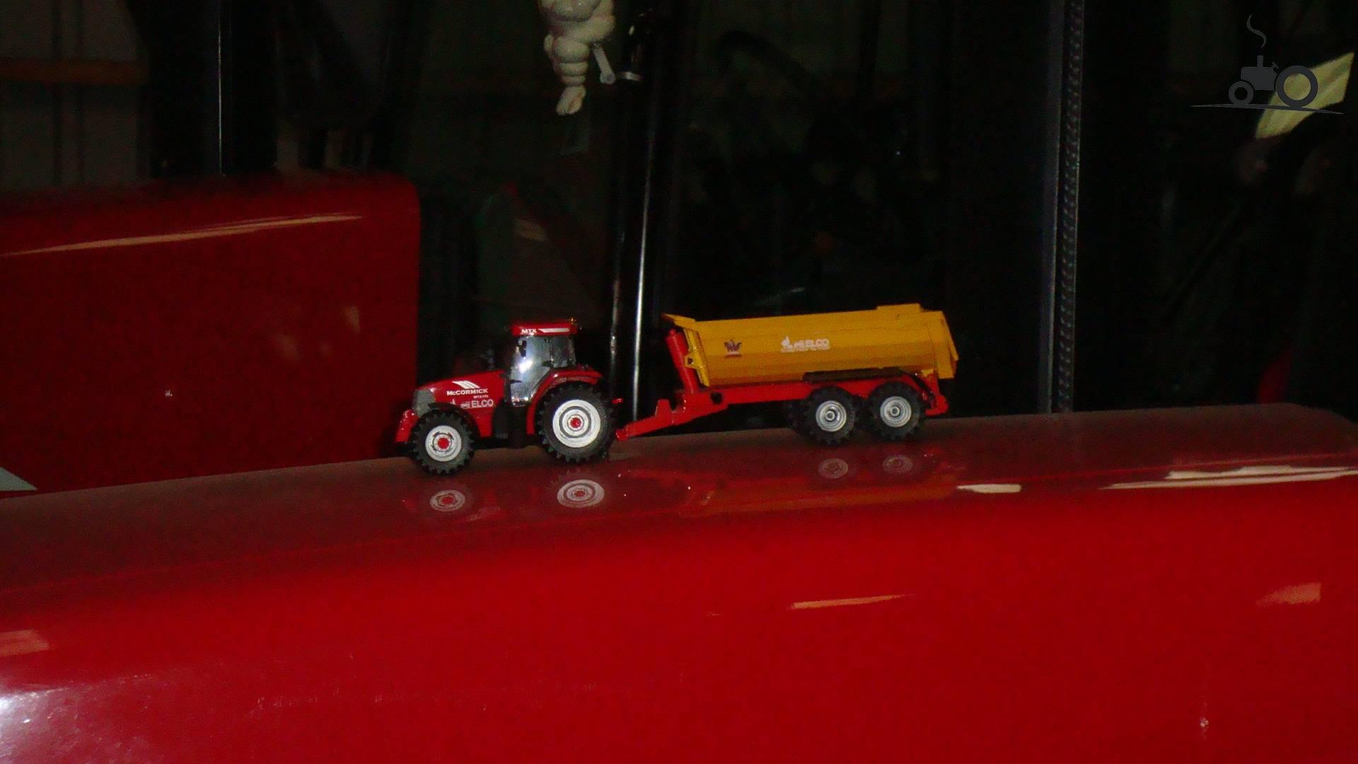 Landbouw miniaturen 1:32 McCormick