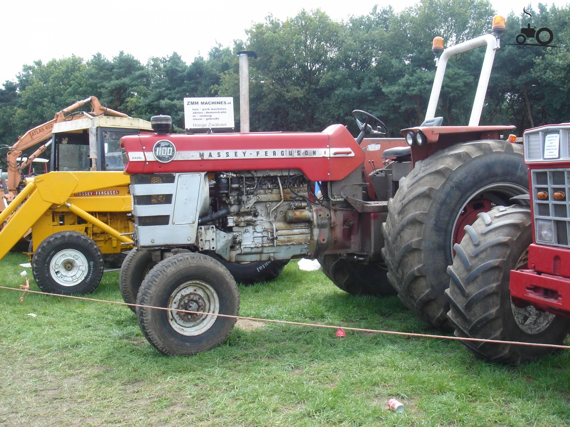 Massey Ferguson 1100 : Picture massey ferguson
