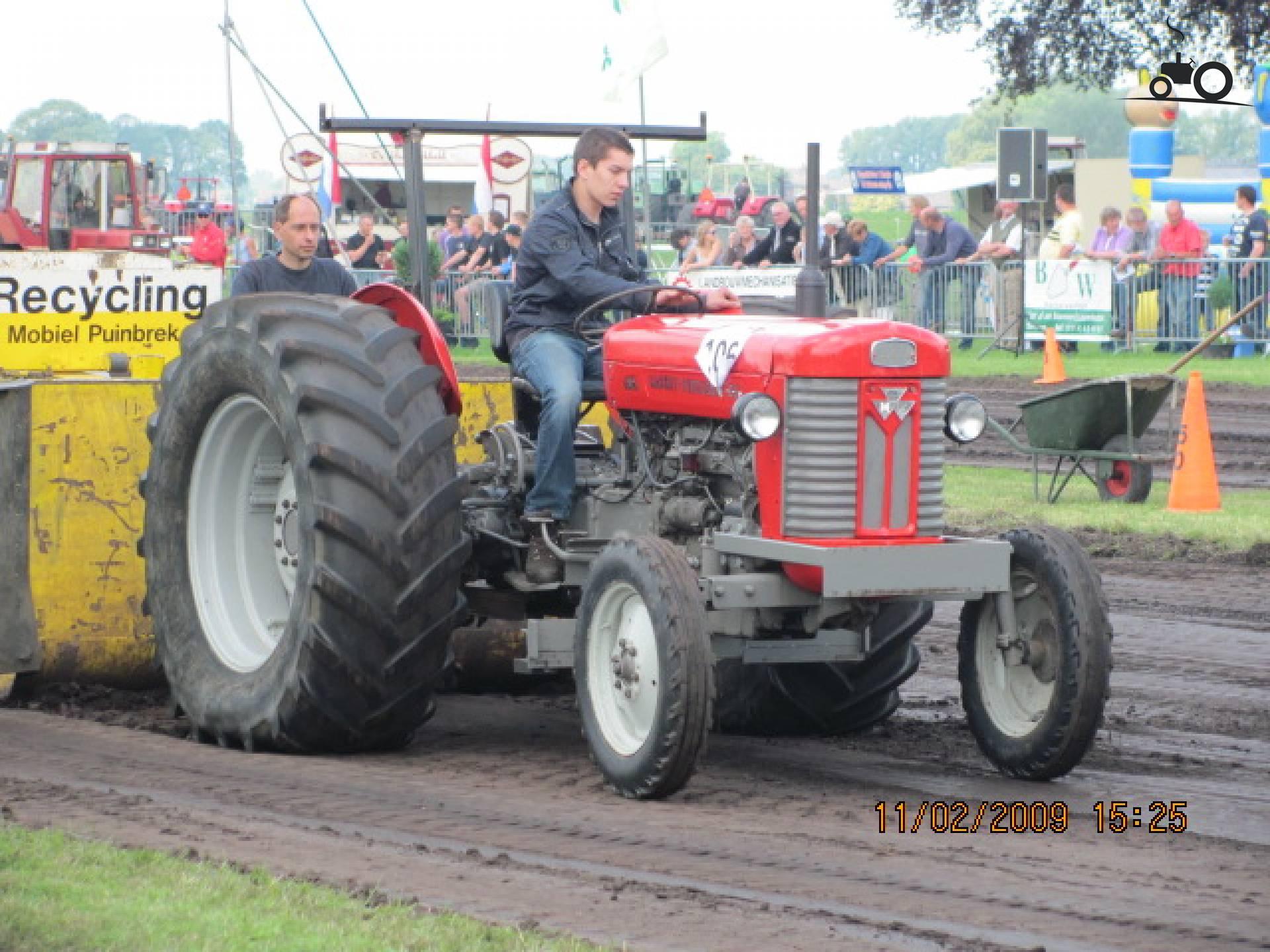 Massey Ferguson 65 Blade : Massey mytractorforum the friendliest tractor