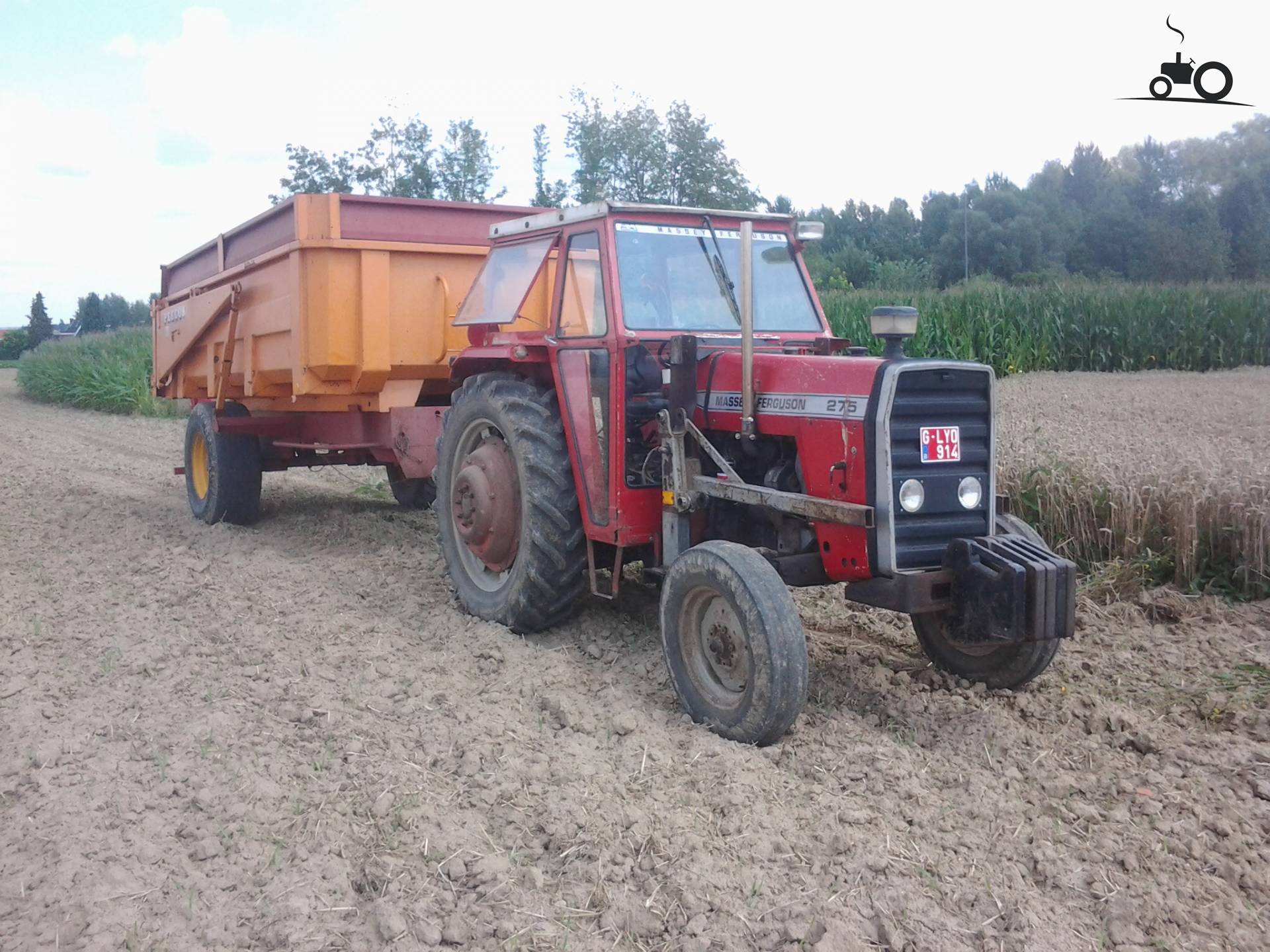 Mf 275 Tractor Data : Massey ferguson specs and data everything about the