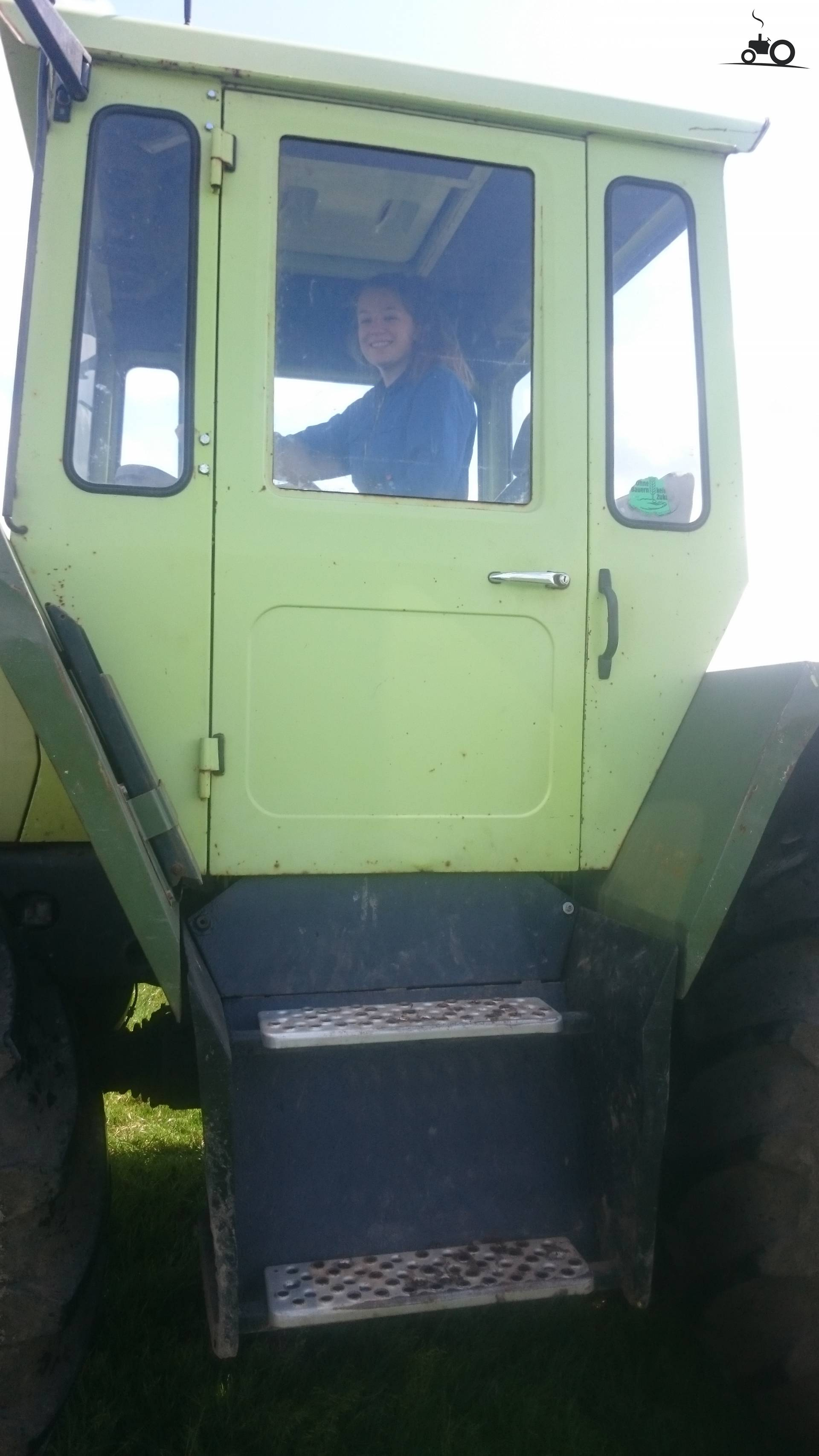 MB Trac 1100