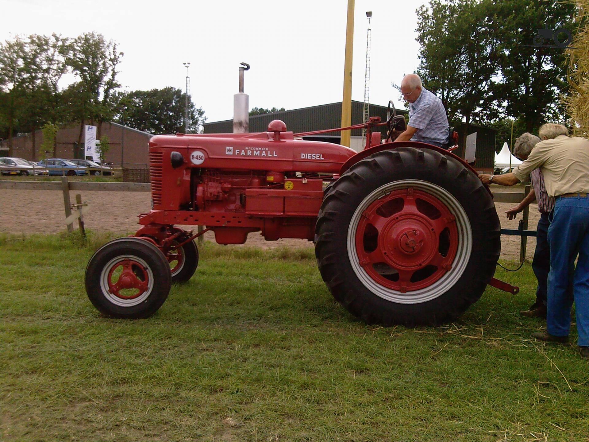 Farmall M Specifications : Farmall b specs and data everything about the