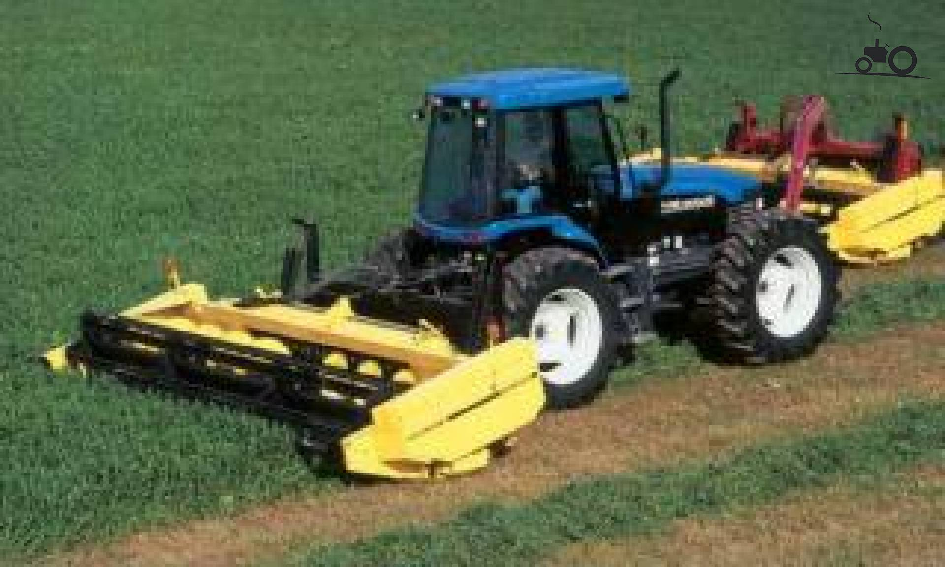 Ford Bi Directional Tractor : Foto new holland tv