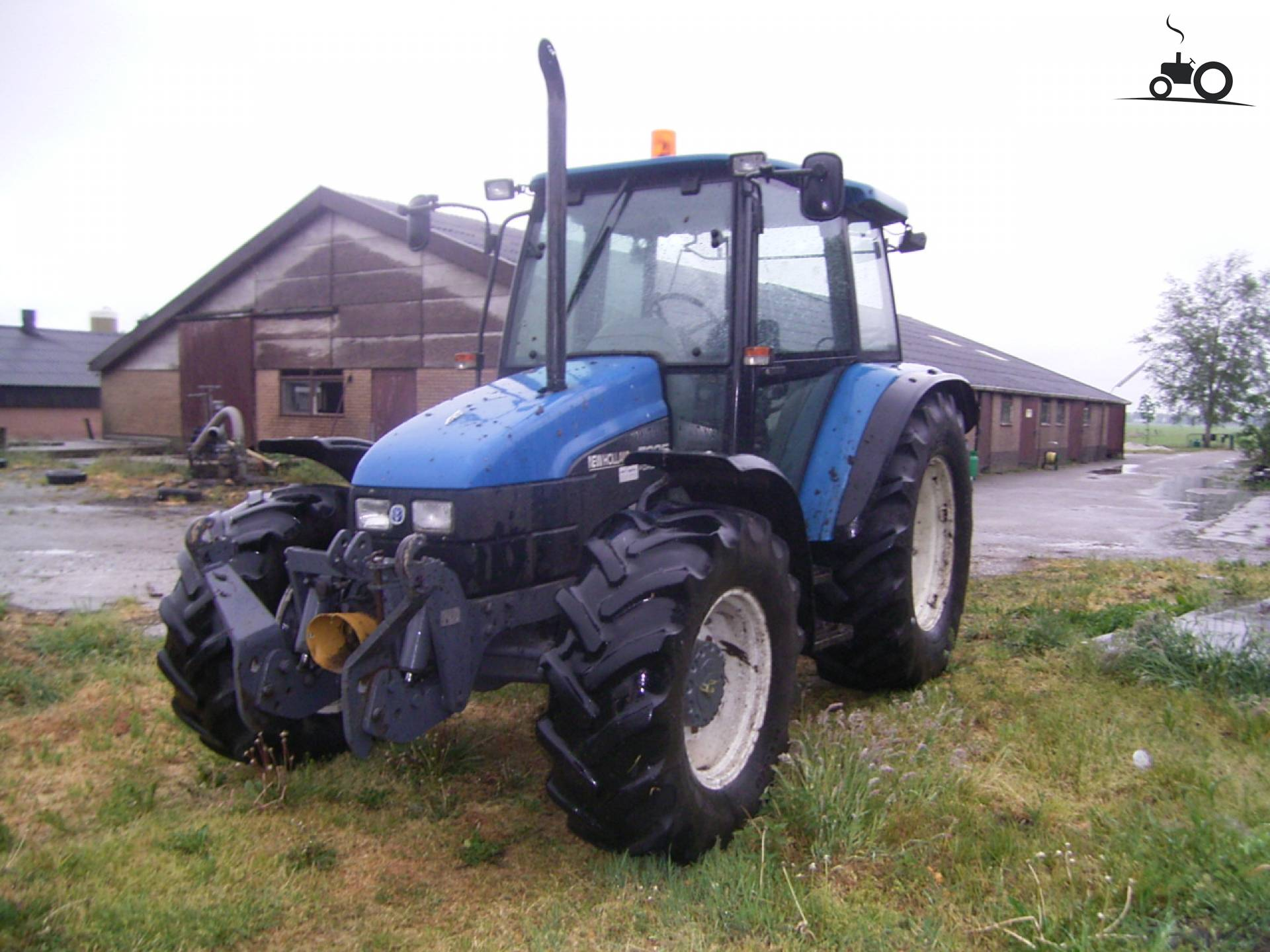 Picture New Holland 7635 50697