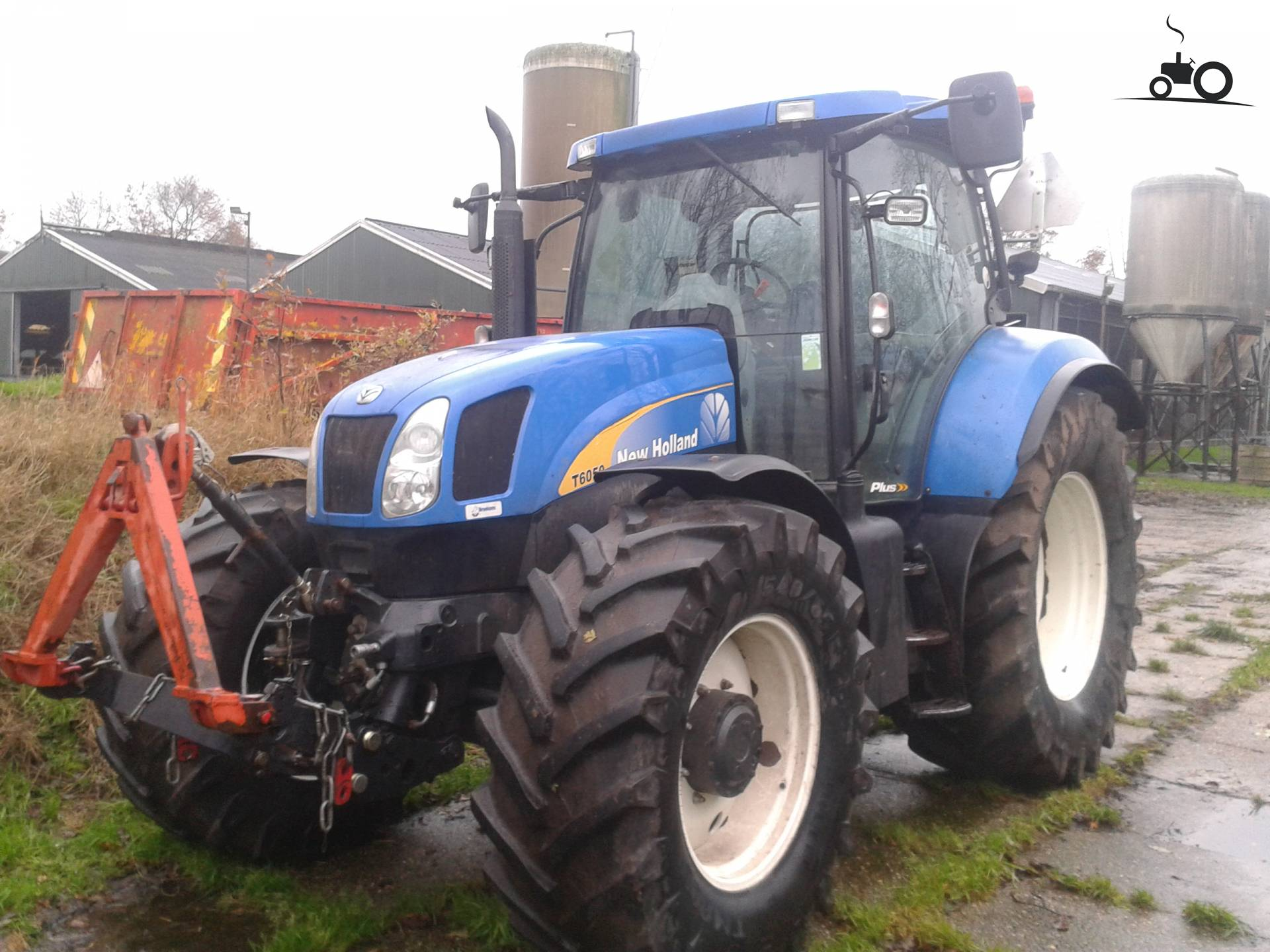 New Holland T 6050 Plus
