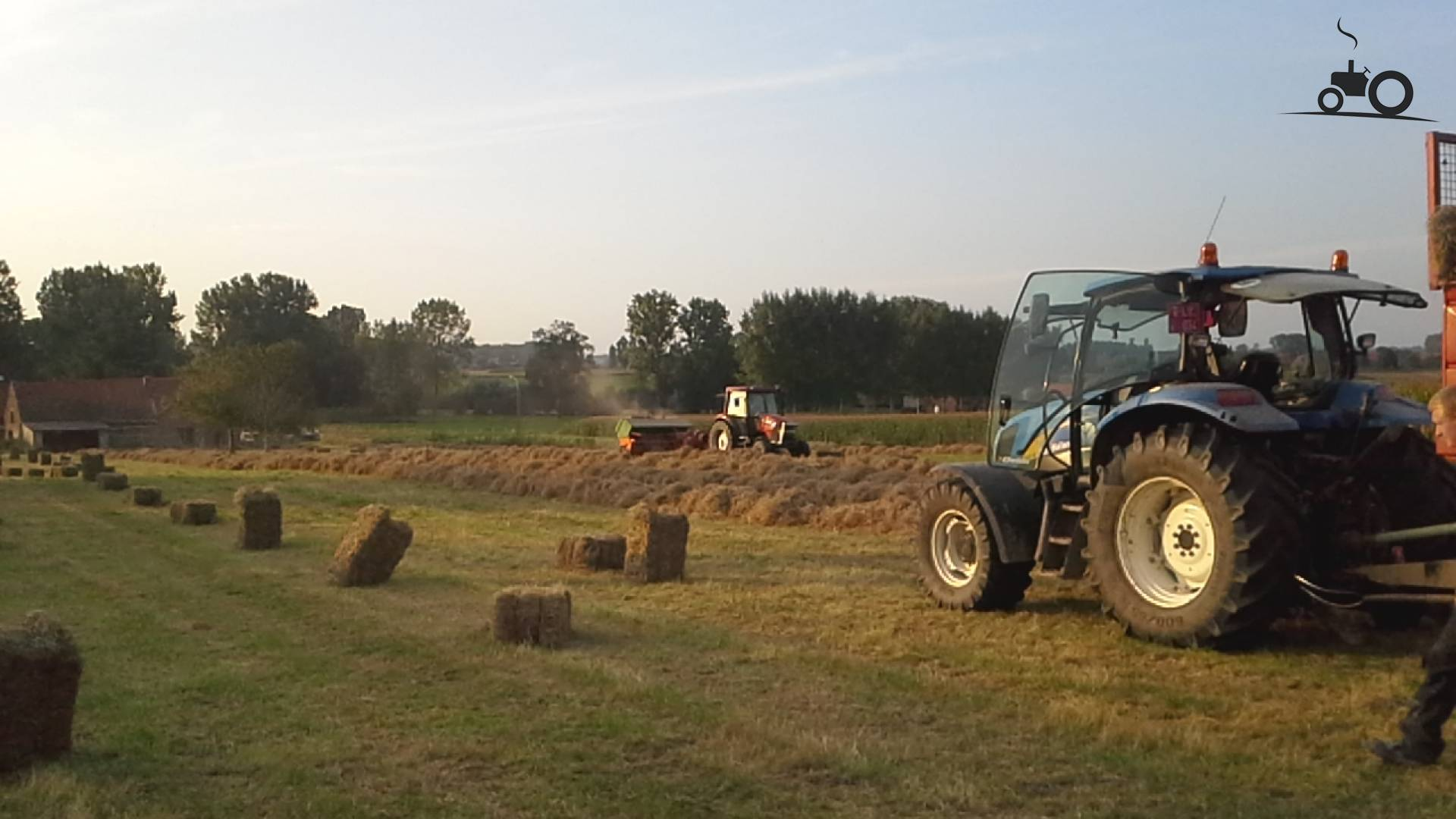 New Holland T 6010