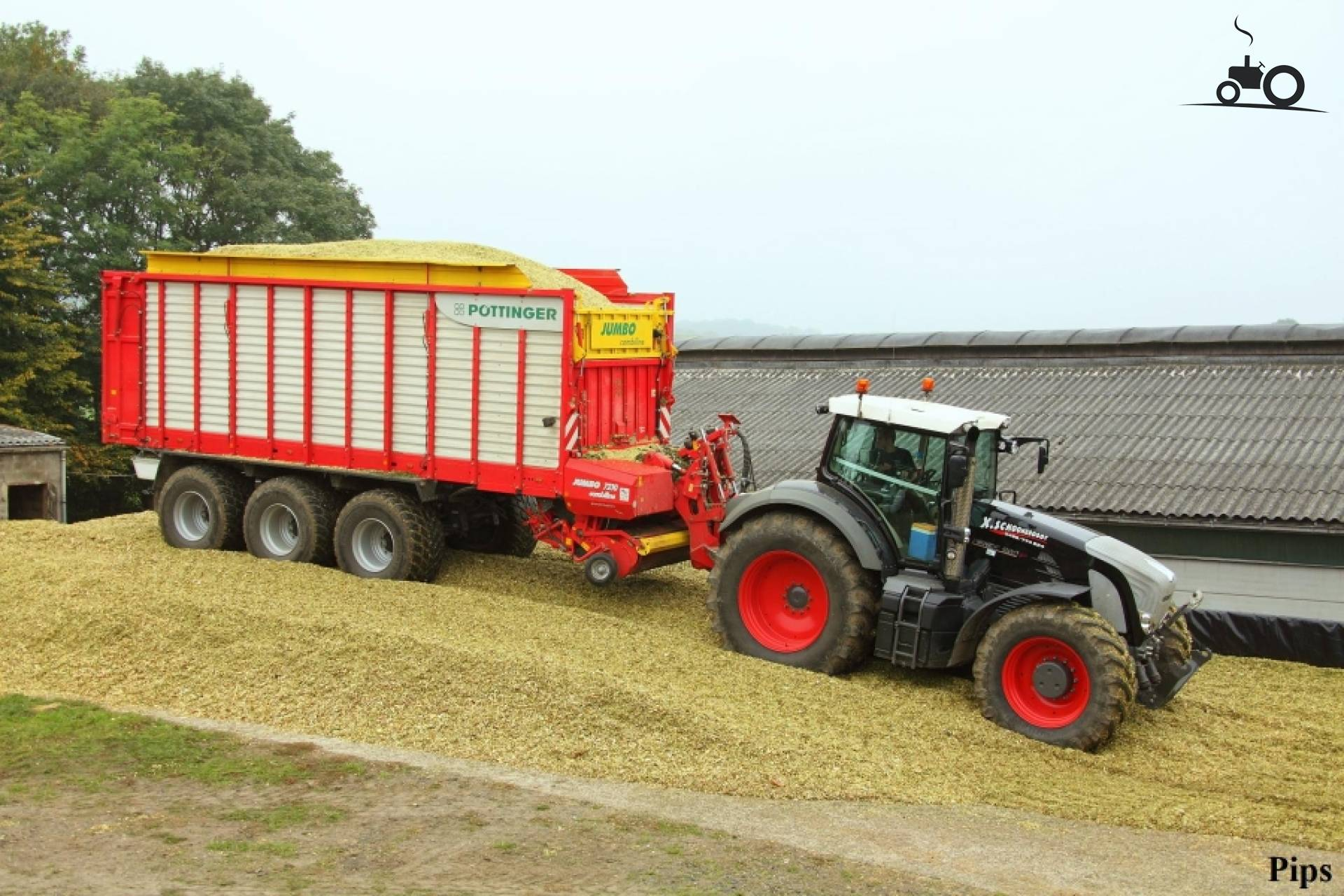 Jumbo Tractor Tow : Pottinger jumbo combiline specs and data everything