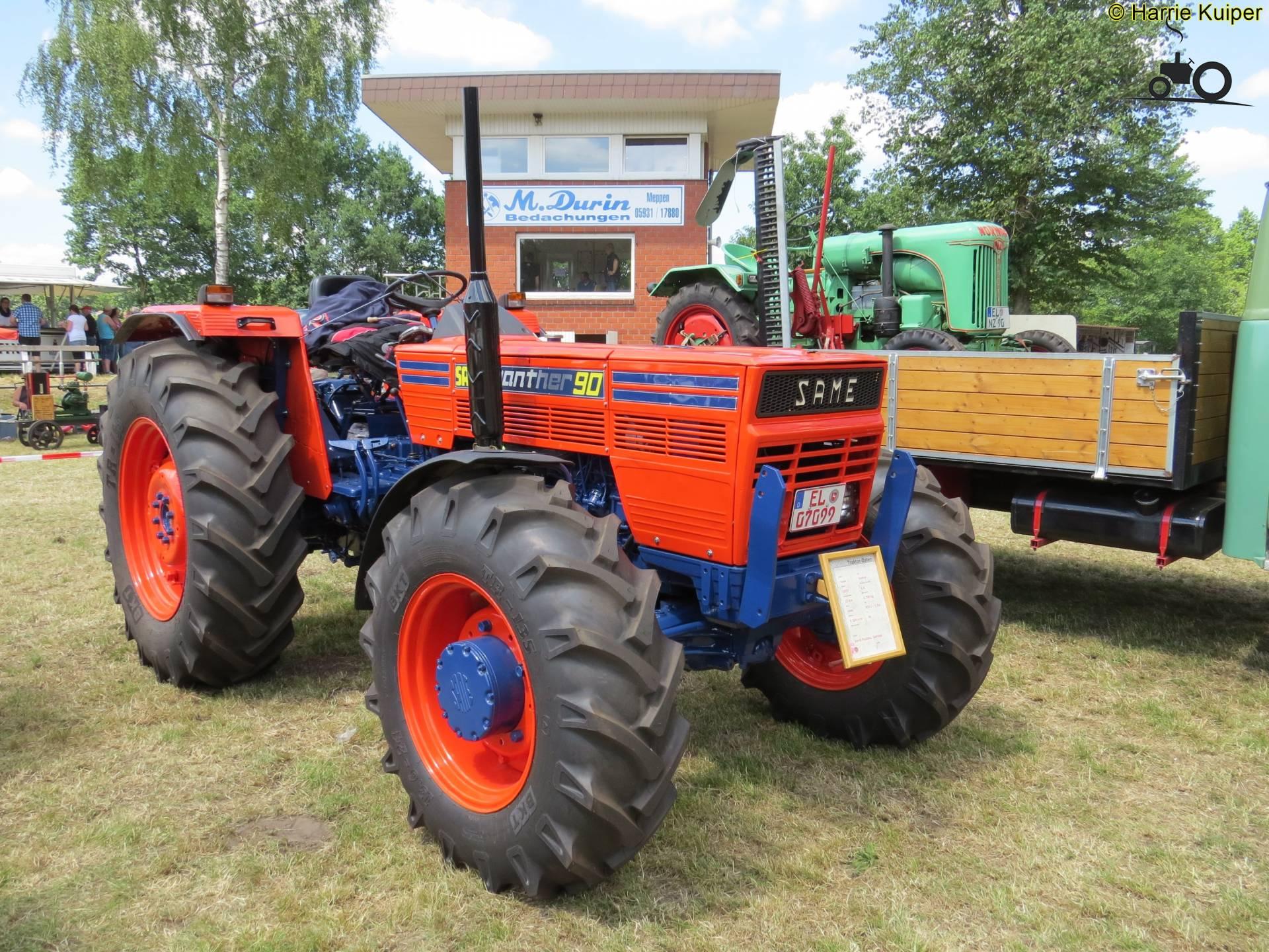 Same Tractor 90 : Same panther foto van oldtimergek