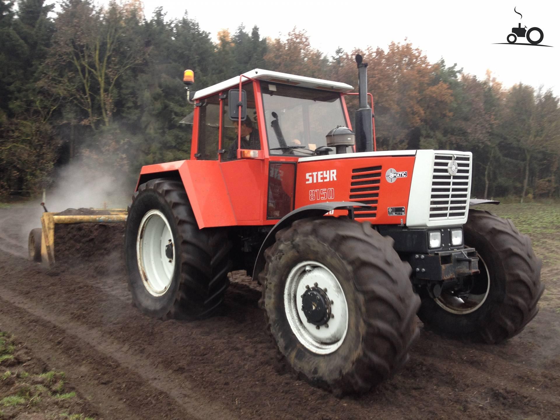 Steyr 8150