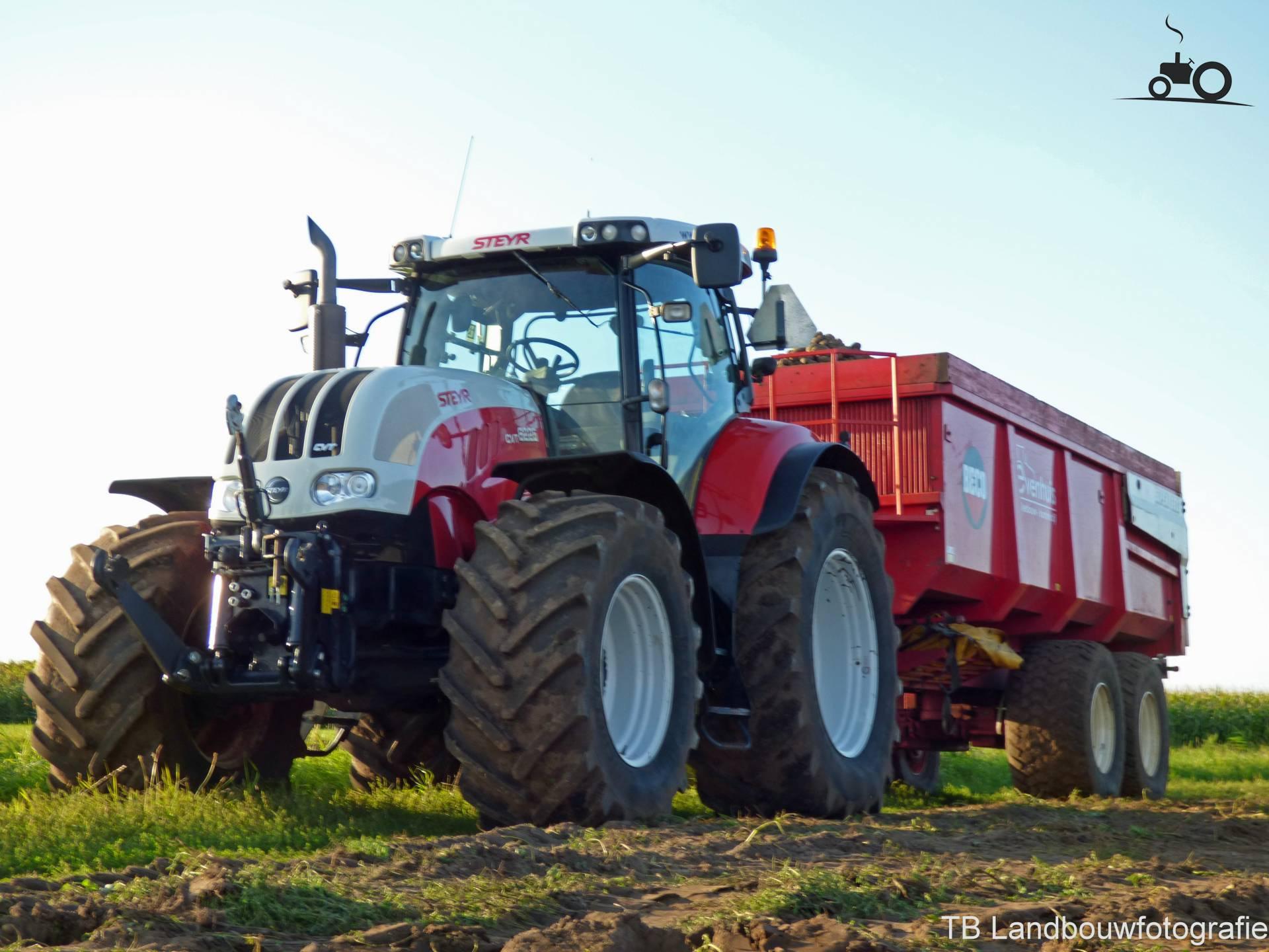 Steyr CVT 6225