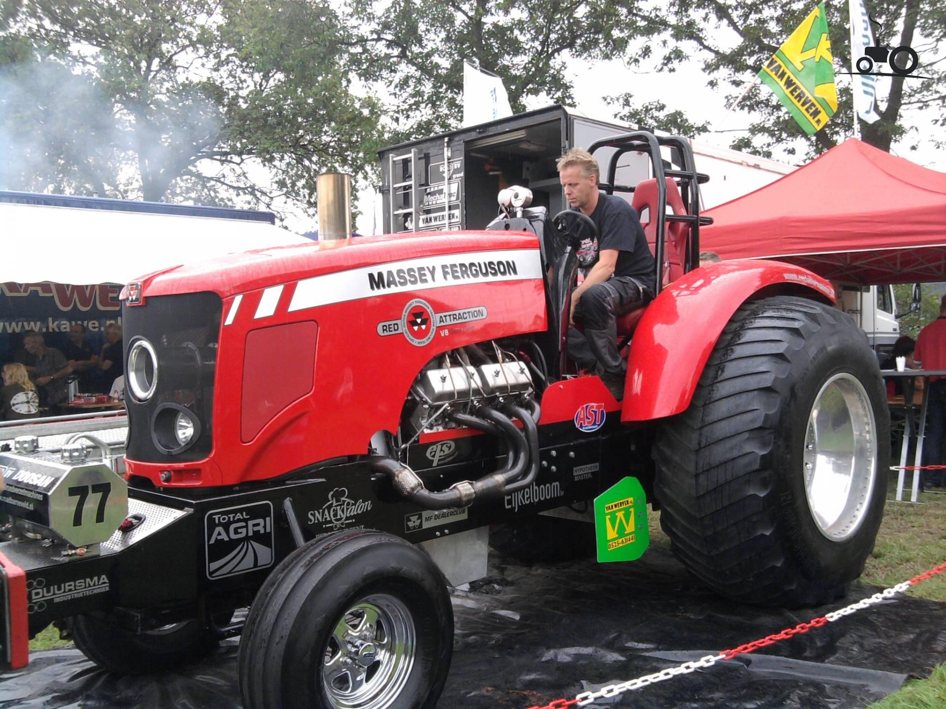 Pro Stock Pulling Tractors : Foto tractorpulling pro stock