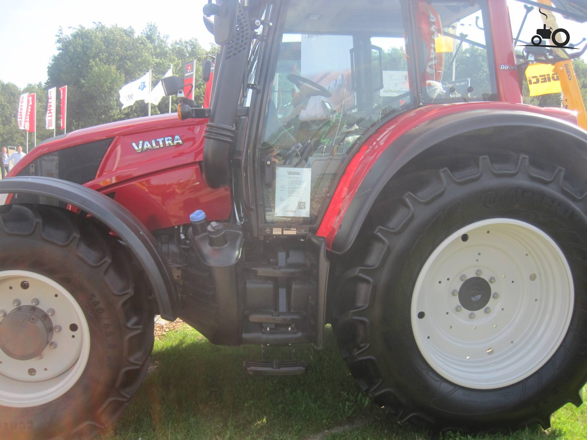 Valtra N163 Direct