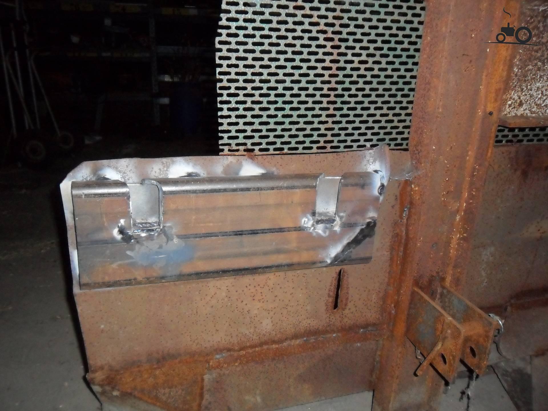Te koop gevraagd frontschuif, te gebruiken als frontgewicht