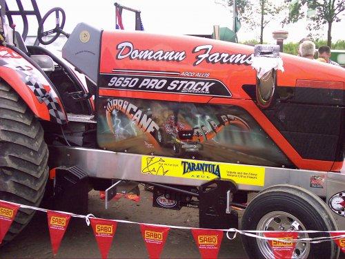 tractorpulling Pro-Stock van Teun81