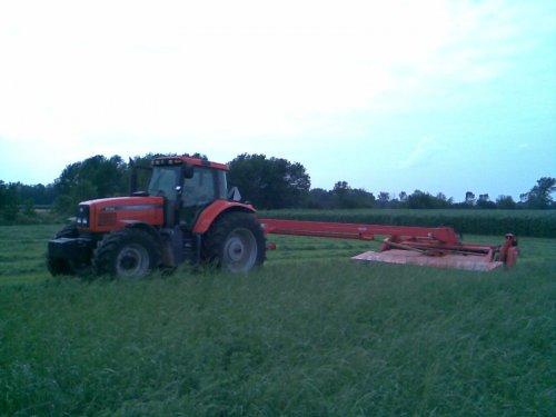 AGCO RT 150 van Veenboer