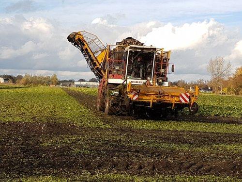 Agrifac ZA215 EH van jans-eising