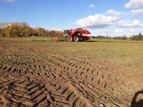 Foto van een Agrifac Big Six(oud moddel). Geplaatst door johndeereke8345 op 03-11-2018 om 12:38:45, op TractorFan.nl - de nummer 1 tractor foto website.
