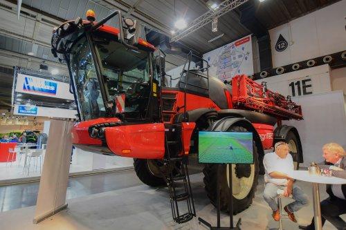 Nieuwe Agrifac Condor op Agribex. Geplaatst door jd7920 op 10-12-2019 om 13:45:11, op TractorFan.nl - de nummer 1 tractor foto website.