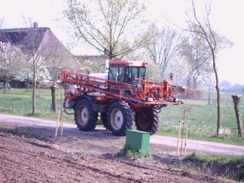 Agrifac ZA2400 Fond d'écran