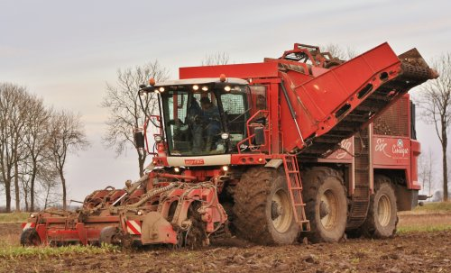 Agrifac Big Six van fendtvario