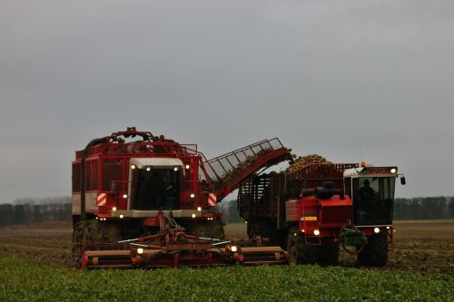 Agrifac Bietenrooier Fond d'écran
