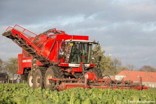 Agrifac Bietenrooier van FerreV