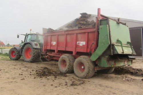 Agrimat mestkar van tractorfreek