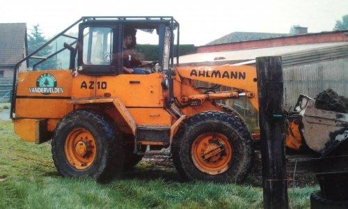 Ahlmann AZ 10 van Saeghershof