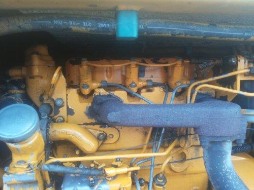 Foto van een Ahlmann AL 7. Perkins 3 cylinder. Geplaatst door Hanjelle op 15-04-2015 om 19:36:04, op TractorFan.nl - de nummer 1 tractor foto website.
