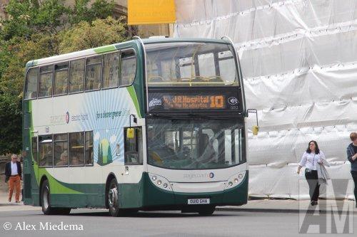 Foto van een Alexander-Dennis Enviro400 van Stagecoach Group (Perth) ×, opgebouwd voor personenvervoer.