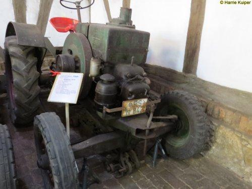 Allgaier R18 van oldtimergek