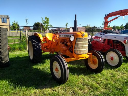 Allis-Chalmers Onbekend van case en international 1455xl