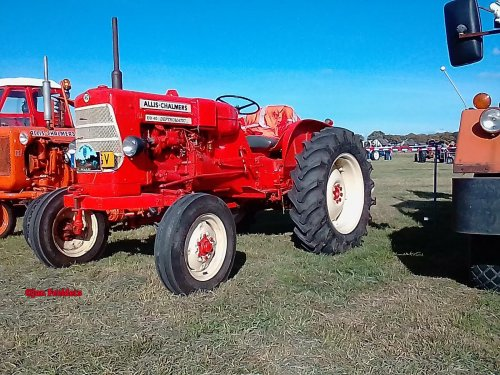Allis-Chalmers ED 40 van Jan F