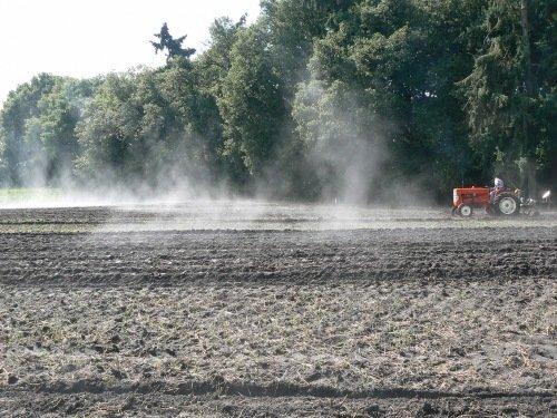 Op de ploegwedstrijd van de O.T.M.V. Allis-Chalmers ED 40.. Geplaatst door allis man op 29-01-2021 om 22:35:48, op TractorFan.nl - de nummer 1 tractor foto website.
