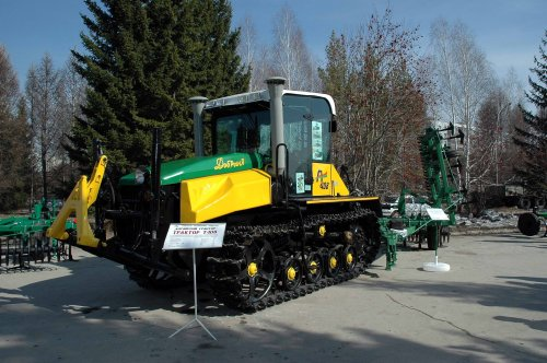 Altai T 408 van mwissels