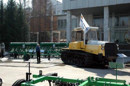 Altai T 250 van mwissels