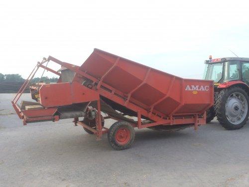 Amac Stortbak van mf-6265