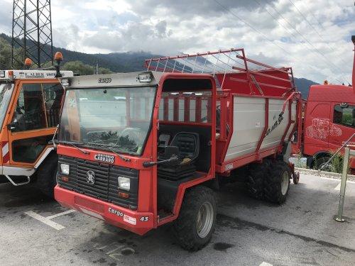 Antonio Cararro Cargo van Fast Eddy