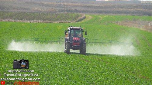 Canola Spraying With Erkunt Haşmet 110 Lux (Armatrac 1104-4) 2015...!!!. Geplaatst door alipasalierkan op 14-03-2019 om 16:47:34, met 2 reacties.