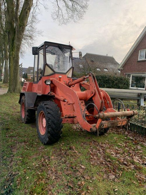 Foto van een Atlas 52 E. Geplaatst door KJ Talens op 04-01-2020 om 18:34:10, op TractorFan.nl - de nummer 1 tractor foto website.