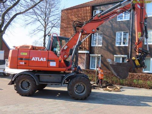 Atlas 150 W van oldtimergek