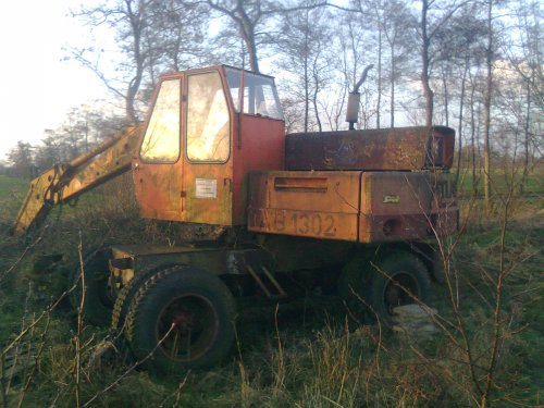 Atlas AB 1302 van Trekkerman Tom