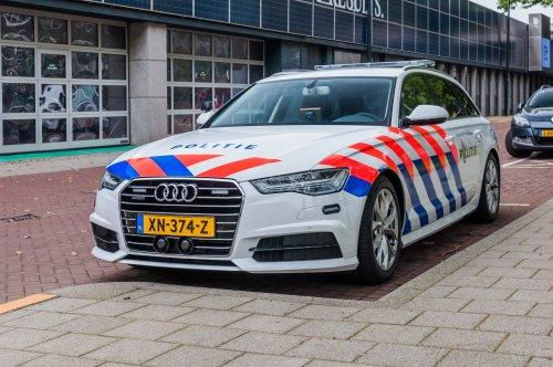 Audi A6 van xrayjaco