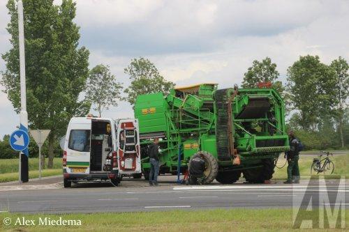 Foto van een Avr Wagenrooier  https://www.youtube.com/watch?v=fJ0ANQgDmCI. Geplaatst door Alex Miedema op 16-06-2019 om 15:25:16, op TractorFan.nl - de nummer 1 tractor foto website.