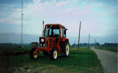 Belarus BX 90 van mklok