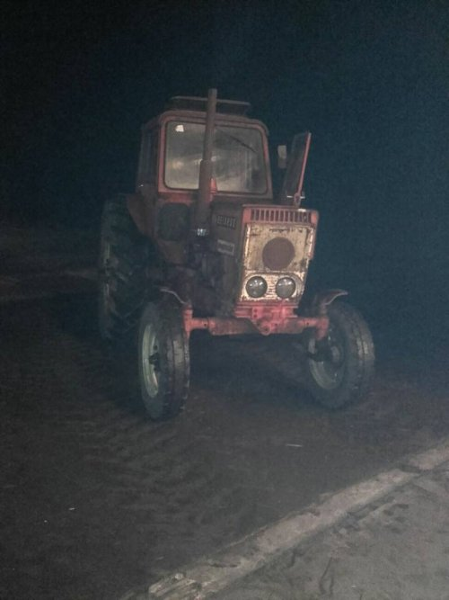 Belarus Ploughmaster van jans-eising