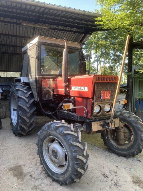 Belarus Ploughmaster van Towaberg