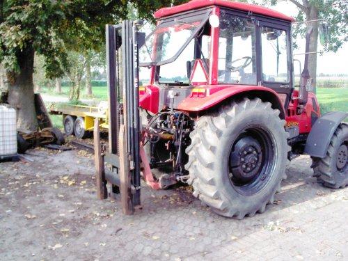 Dikke trekker met dikke bènd. Geplaatst door gertbelarus op 08-11-2015 om 21:18:09, op TractorFan.nl - de nummer 1 tractor foto website.